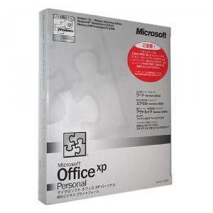 Microsoft Office XP Personal OEM版